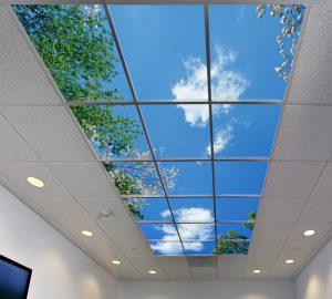 سقف کاذب و انواع آن