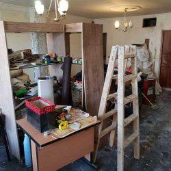 پروژه بازسازی منزل مسکونی